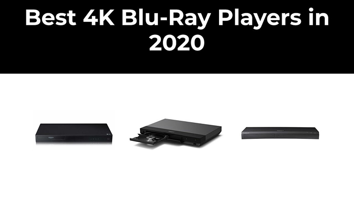 4K blu ray player