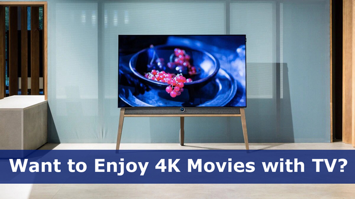 4k movies with tv