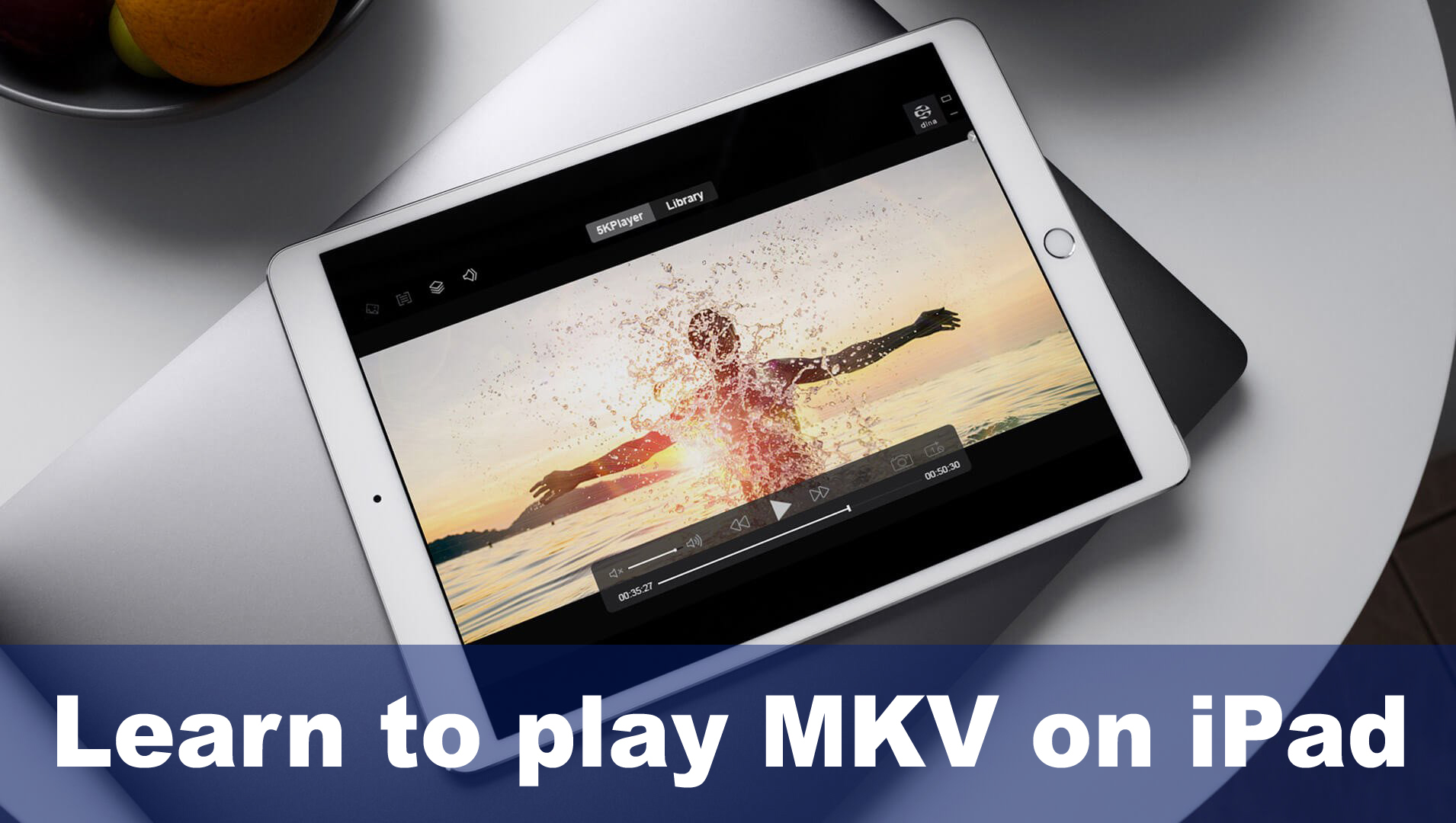 mkv on iPad