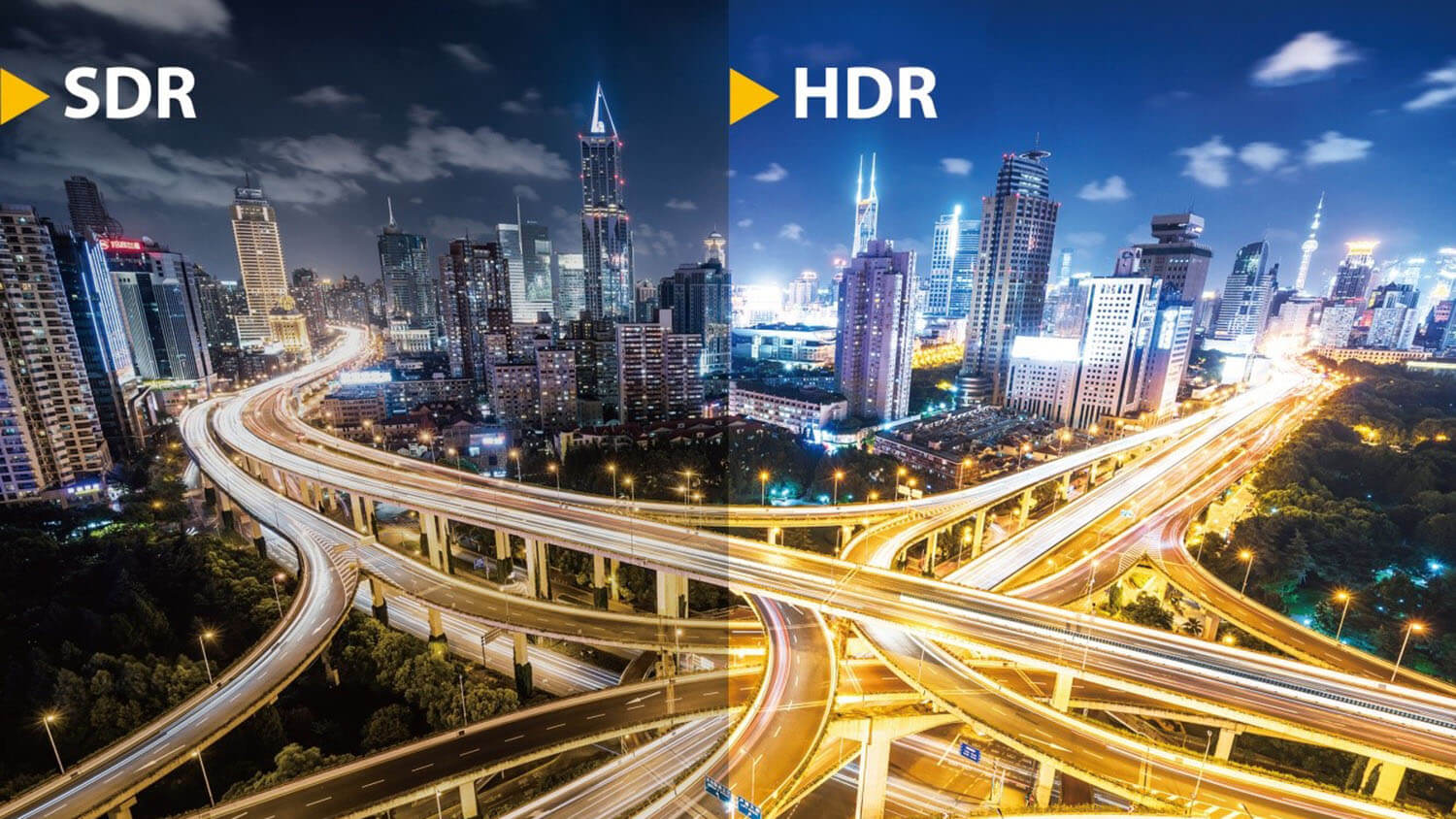 convert HDR to SDR