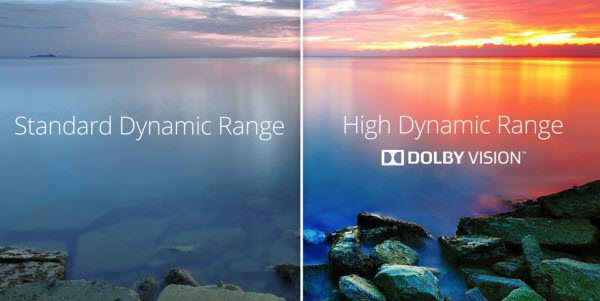 dolby vision effect